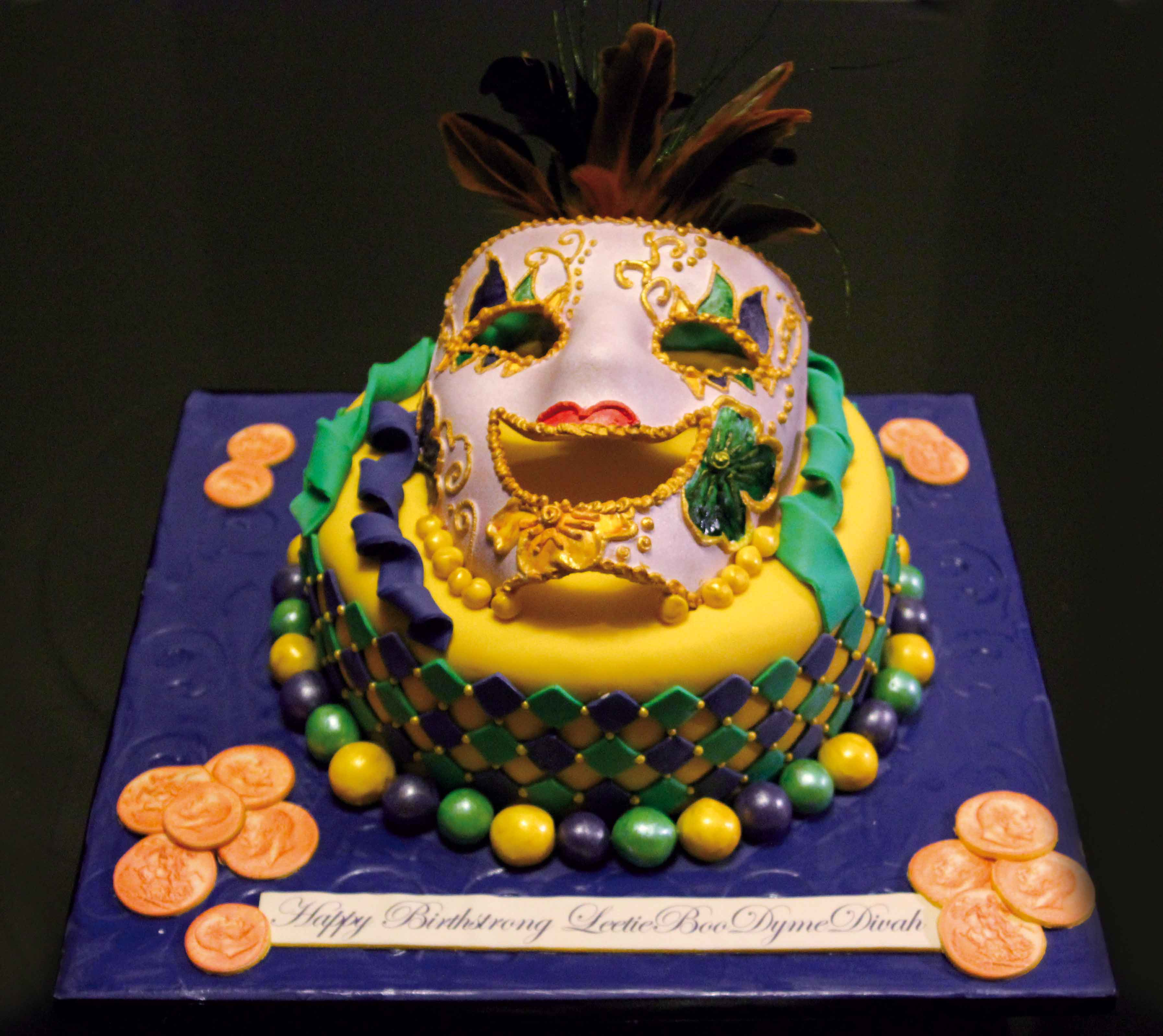 New Orleans Wedding Cakes Bakery