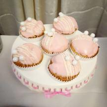 ballerina cream puffs